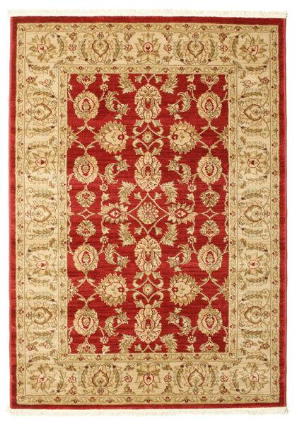 Ziegler Kaspin - Rot Teppich  120X170 Orientalischer Dunkel Beige/Beige ( Türkei)