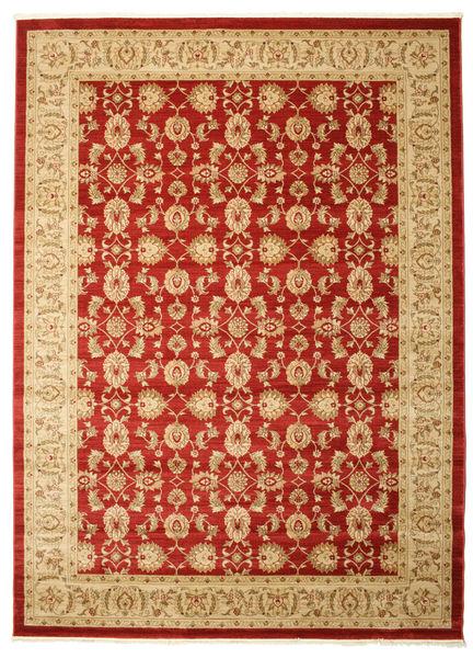 Ziegler Kaspin - Rot Teppich  250X350 Orientalischer Dunkel Beige/Rost/Rot Großer ( Türkei)