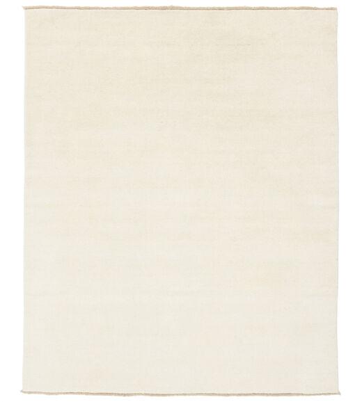 Handloom Fringes - Hell Teppich  200X250 Moderner Beige/Gelb (Wolle, Indien)
