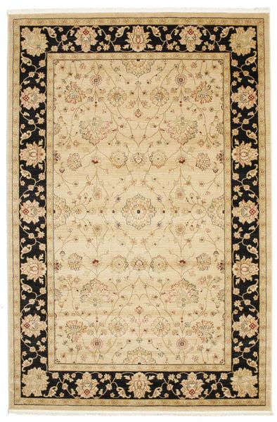 Farahan Ziegler - Beige Teppich  200X300 Orientalischer Beige/Dunkel Beige/Hellbraun ( Türkei)