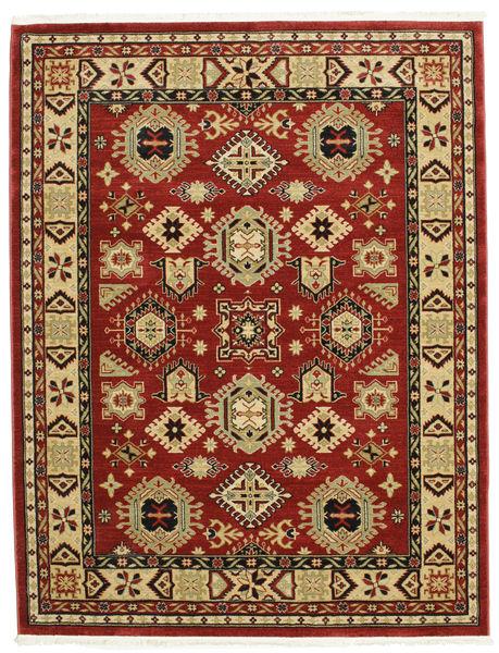 Schirwan Kazak Teppich  200X250 Moderner Dunkelrot/Rost/Rot ( Türkei)