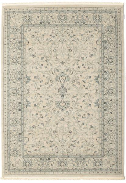 Ziegler Michigan - Grün/Beige Teppich  160X230 Orientalischer Hellgrau/Dunkel Beige ( Türkei)