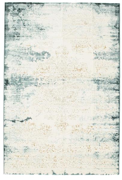 Alaska - Hell Blau/Cream Teppich  160X230 Moderner Beige/Weiß/Creme ( Türkei)
