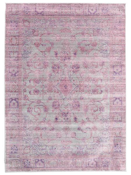 Maharani - Grau/Rosa Teppich  160X230 Moderner Hellrosa/Helllila ( Türkei)