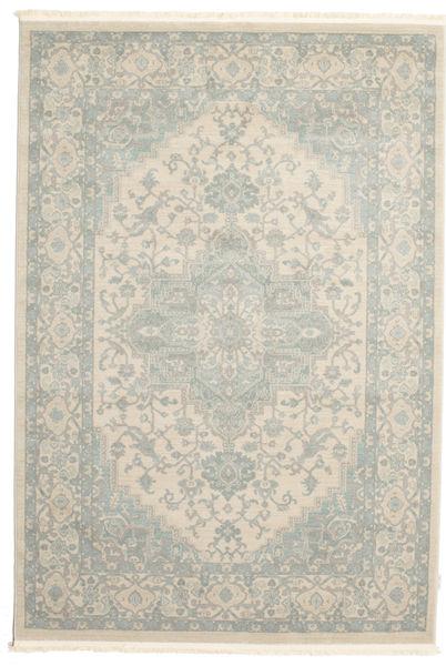 Ziegler Phoenix - Beige/Blau Teppich  160X230 Orientalischer Hellgrau/Beige ( Türkei)