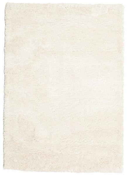 Shaggy Sadeh - Naturweiß Teppich  120X170 Moderner Beige ( Türkei)