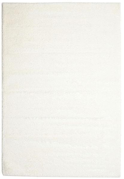 Shaggy Sadeh - Weiß Teppich  200X300 Moderner Weiß/Creme/Beige ( Türkei)