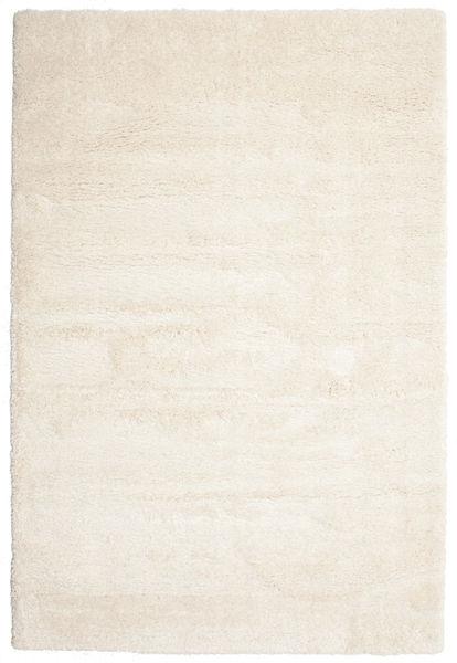 Shaggy Sadeh - Naturweiß Teppich  200X300 Moderner Beige ( Türkei)