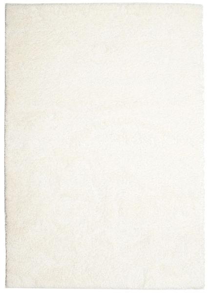 Shaggy Sadeh - Weiß Teppich  160X230 Moderner Beige ( Türkei)