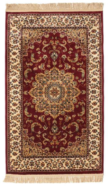 Nahal - Rost Teppich  100X160 Moderner Dunkelbraun/Dunkelrot ( Türkei)