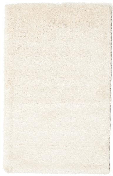 Shaggy Sadeh - Naturweiß Teppich  100X160 Moderner Beige ( Türkei)