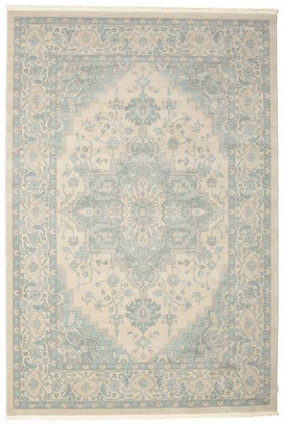 Ziegler Phoenix - Beige/Blau Teppich  300X400 Orientalischer Hellgrau/Türkisblau Großer ( Türkei)