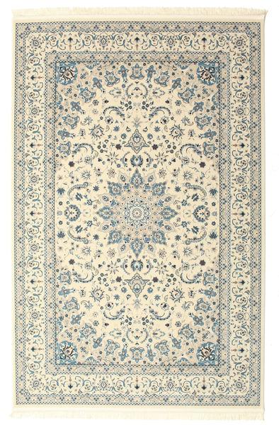 Nain Emilia - Cream/Hell Blau Teppich  200X300 Orientalischer Beige/Hellgrau ( Türkei)