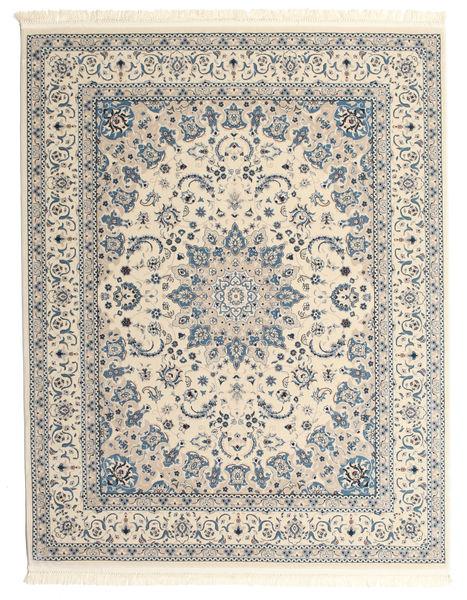 Nain Emilia - Cream/Hell Blau Teppich  250X300 Orientalischer Hellgrau/Beige Großer ( Türkei)