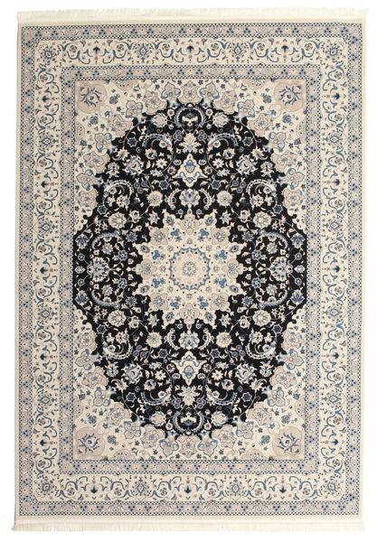 Nain Emilia - Dunkelblau Teppich  300X400 Orientalischer Hellgrau/Beige Großer ( Türkei)