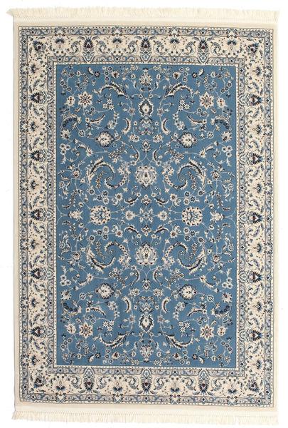 Nain Florentine - Hellblau Teppich  120X180 Orientalischer Hellgrau/Beige/Dunkelblau ( Türkei)