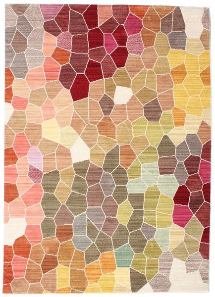Play Of Colours Teppich  160X230 Moderner Dunkel Beige/Hellbraun ( Türkei)