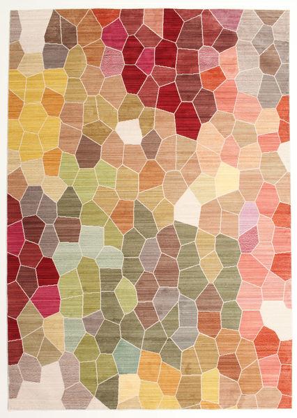 Play Of Colours Teppich  200X300 Moderner Dunkel Beige/Dunkelbraun ( Türkei)