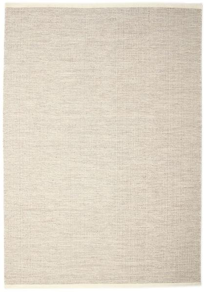 Seaby - Braun Teppich  250X350 Echter Moderner Handgewebter Hellgrau/Beige Großer (Wolle, Indien)