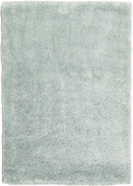 Shaggy Sadeh - Mint Teppich  160X230 Moderner Hellgrau/Türkisblau ( Türkei)
