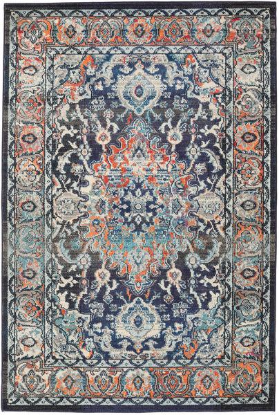 Elnath Teppich  160X230 Moderner Dunkelgrau/Hellgrau ( Türkei)