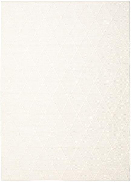 Svea - Ivory Teppich  300X400 Echter Moderner Handgewebter Beige Großer (Wolle, Indien)