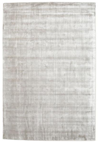 Broadway - Silber Weiß Teppich  250X350 Moderner Hellgrau/Weiß/Creme Großer ( Indien)
