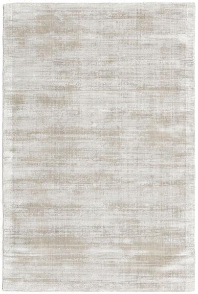 Tribeca - Warm Beige Teppich  140X200 Moderner Hellgrau/Dunkel Beige ( Indien)