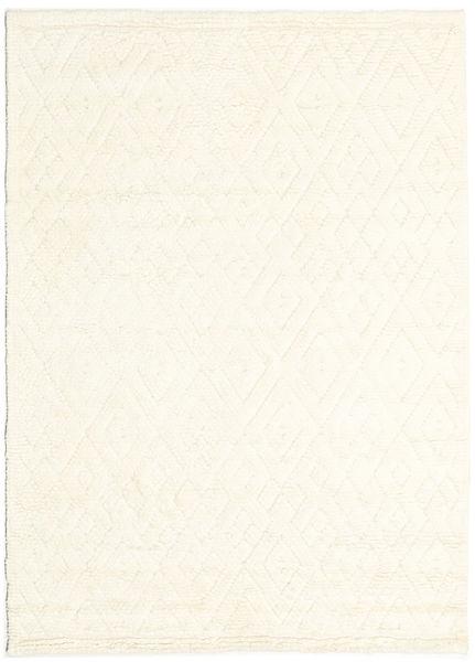 Soho Soft - Cream Teppich  140X200 Moderner Beige/Weiß/Creme (Wolle, Indien)