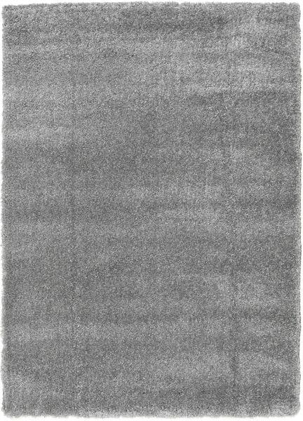 Shaggy Sadeh - Grau Teppich  240X300 Moderner Dunkelgrau/Dunkelbraun ( Türkei)