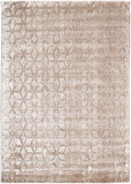 Diamond - Soft_Beige Teppich  0X0 Moderner Hellgrau/Weiß/Creme ( Indien)