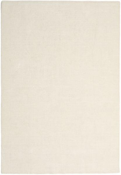 Kelim Loom - Naturweiß Teppich  250X300 Echter Moderner Handgewebter Beige/Dunkel Beige Großer (Wolle, Indien)