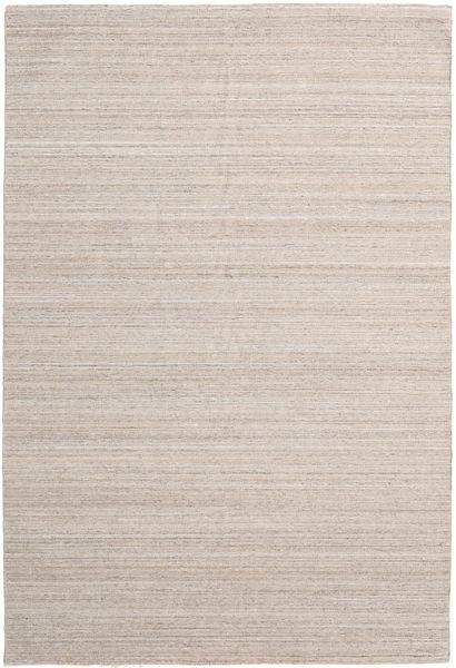 Outdoor-Teppich Petra - Beige_Mix Teppich  200X300 Echter Moderner Handgewebter Hellgrau/Weiß/Creme ( Indien)