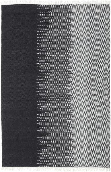 Outdoor-Teppich Sixten Teppich  250X350 Echter Moderner Handgewebter Dunkelgrau/Weiß/Creme Großer ( Indien)