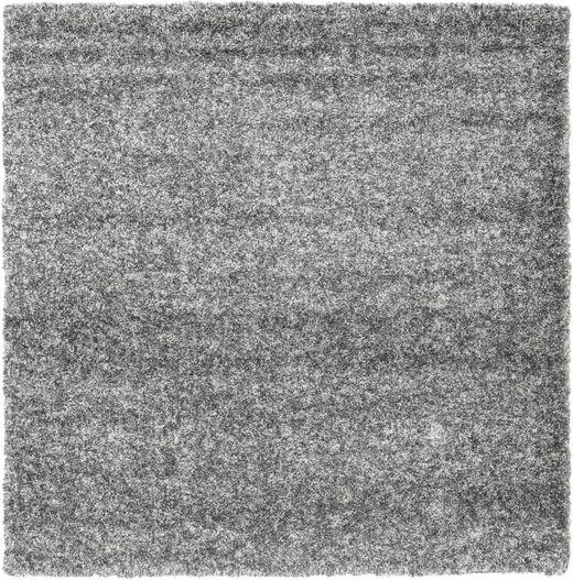 Pepper & Salt - Grau Mix Teppich  250X250 Moderner Quadratisch Dunkelgrau/Hellgrau Großer ( Türkei)