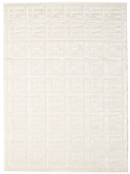 Dakari - Cream Teppich  140X200 Moderner Beige/Weiß/Creme ( Türkei)