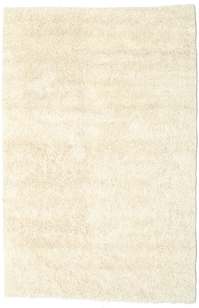 Serenity - Naturweiß Teppich  140X200 Echter Moderner Handgeknüpfter Beige/Weiß/Creme (Wolle, Indien)