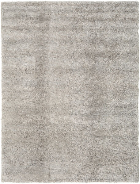 Serenity - Greige Teppich  250X300 Echter Moderner Handgeknüpfter Hellgrau Großer (Wolle, Indien)