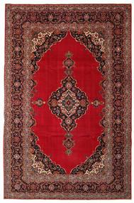 Keshan Patina Teppich 240X374 Echter Orientalischer Handgeknüpfter Dunkelrot/Dunkelbraun (Wolle, Persien/Iran)