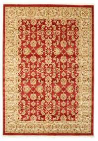 Ziegler Kaspin - Rot Teppich  160X230 Orientalischer Dunkel Beige/Beige ( Türkei)