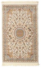 Negar Teppich  100X160 Orientalischer Gelb/Weiß/Creme ( Türkei)