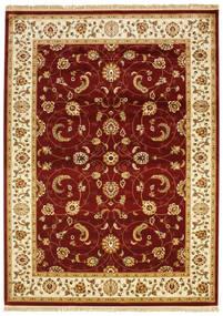 Sarina - Rost Teppich  300X400 Moderner Dunkel Beige/Rot Großer ( Türkei)