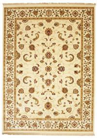 Sarina - Beige Teppich  300X400 Moderner Gelb/Dunkel Beige Großer ( Türkei)