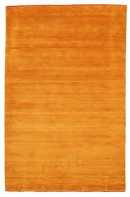 Handloom Fringes - Orange Teppich  180X275 Moderner Rost/Rot/Orange (Wolle, Indien)