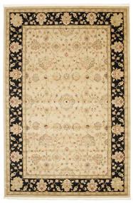 Farahan Ziegler - Beige Teppich  200X300 Orientalischer Dunkel Beige/Beige ( Türkei)