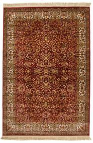 Kerman Diba - Rot Teppich  160X230 Moderner Dunkelbraun/Braun ( Türkei)