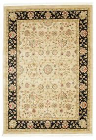 Farahan Ziegler - Beige Teppich  140X200 Orientalischer Beige/Hellbraun ( Türkei)