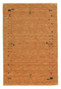 Gabbeh Loom Frame - Orange Teppich  120X180 Moderner Rost/Rot/Dunkelrot (Wolle, Indien)