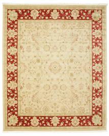 Farahan Ziegler - Beige/Rot Teppich  250X300 Orientalischer Beige/Hellbraun Großer ( Türkei)