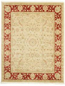 Farahan Ziegler - Beige/Rot Teppich  200X250 Orientalischer Beige/Gelb ( Türkei)